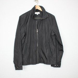 Calvin Klein Black Soft Shell Jacket sz Small